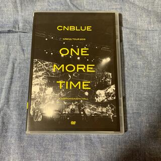 CNBLUE ONE MORE TIME DVD 限定盤(K-POP/アジア)
