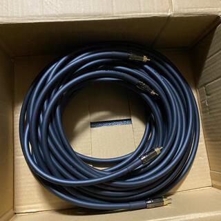 MOGAMI (モガミ) 3368 RCAケーブル (10m) 2本ペア(ケーブル)