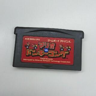 マリオ vs ドンキーコング ニンテンドー ゲームボーイアドバンス(携帯用ゲームソフト)