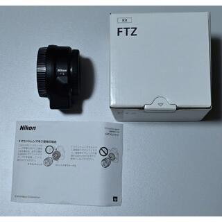 ニコン(Nikon)のFTZアダプター(その他)