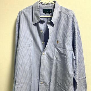 Ralph Lauren - POLO ストライプシャツ