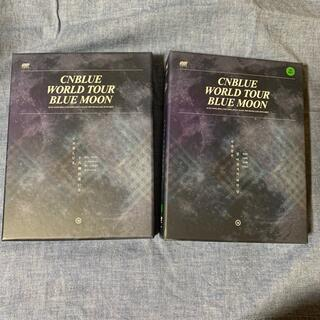 CNBLUE BLUE MOON ワールドツアー 2枚セット(K-POP/アジア)