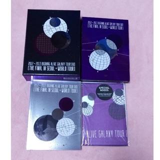 ビッグバン(BIGBANG)の  BIGBANG GALAXY ALIVE WORLD TOUR DVD(ミュージック)