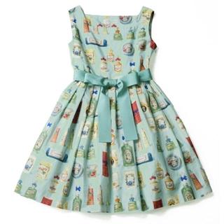 ジェーンマープル(JaneMarple)のSavons du Bonheurのドレス(ひざ丈ワンピース)