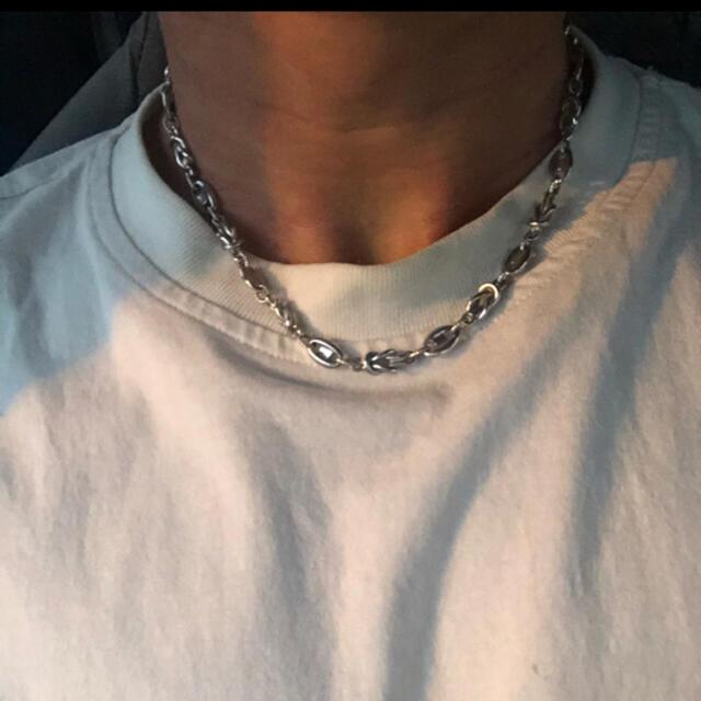 AVALANCHE(アヴァランチ)のAVALANCHE necklace 最終価格 即決可 メンズのアクセサリー(ネックレス)の商品写真
