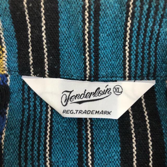TENDERLOIN(テンダーロイン)のTENDERLOIN T-GTM JKT テンダーロイン グアテマラ メンズのジャケット/アウター(ブルゾン)の商品写真