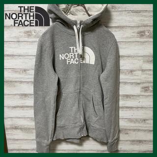 THE NORTH FACE - US企画 美品ノースフェイス★ ビッグロゴ スウェットパーカー