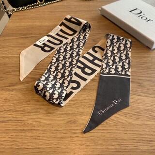 Christian Dior - 人気セール ディオール★DIOR  スカーフ レディース ブラック