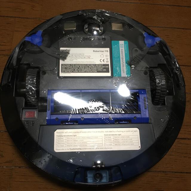 iRobot(アイロボット)の送料込み アンカー 掃除機ロボット Eufy RoboVac 11S スマホ/家電/カメラの生活家電(掃除機)の商品写真