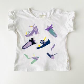 ケイトスペードニューヨーク(kate spade new york)のケイトスペード 80サイズ 半袖 トップス 女の子(Tシャツ)