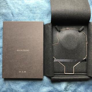 オータ(ohta)のhatra × shun okubo コラボネックレス collarbone (ネックレス)