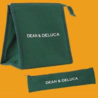 DEAN & DELUCA - DEAN&DELUCA ランチバッグ&カトラリーポーチ