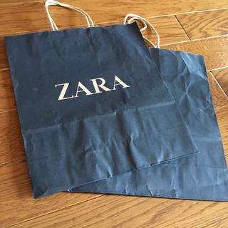 ザラ(ZARA)のブタおくん様専用(ショップ袋)