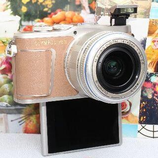 OLYMPUS - ❤️予備バッテリー&カメラバッグ付き❤️オリンパス PEN E-PL9❤️