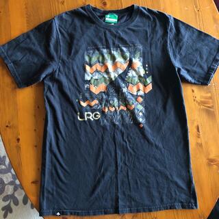 エルアールジー(LRG)の美品!LRG lifted research group TシャツサイズLーXL(Tシャツ/カットソー(半袖/袖なし))