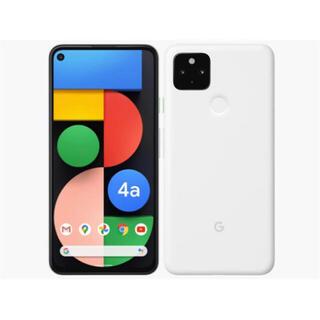 グーグル(Google)の本日限定値下げ!Google Pixel4a5G 128GB White(スマートフォン本体)