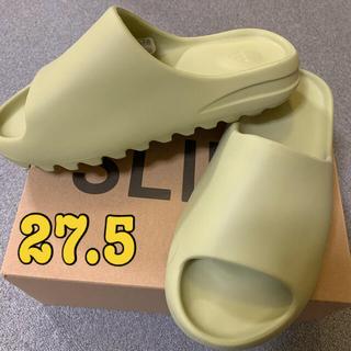 アディダス(adidas)のadidas YEEZY SLIDE RESIN 27.5cm スライド (サンダル)
