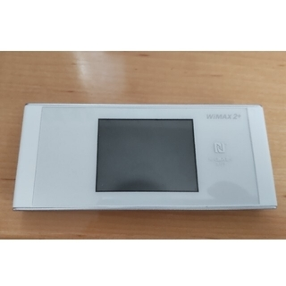 HUAWEI - 【美品】Huawei Speed Wi-Fi NEXT W05 ケース付