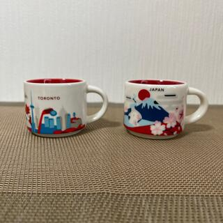 スターバックスコーヒー(Starbucks Coffee)のSTARBUCKS COFFEE ミニマグカップ(グラス/カップ)