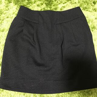 ジーナシス(JEANASIS)のJEANASIS 膝上スカート(ひざ丈スカート)