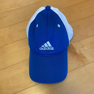 アディダス(adidas)のadidas キャップ(54~57cm)(帽子)