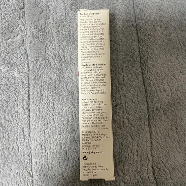 Jurlique(ジュリーク)のジュリーク ローズ フレグランスオイル ロールオン コスメ/美容の香水(香水(女性用))の商品写真
