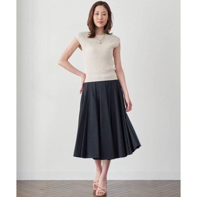 ANAYI(アナイ)のアナイ 新品 今季新作フレアスカート レディースのスカート(ひざ丈スカート)の商品写真