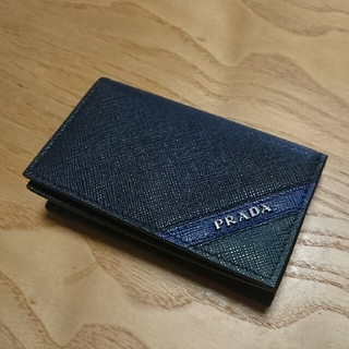PRADA - 【未使用・美品】PRADA 名刺入れ