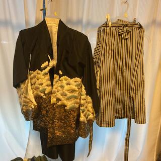 七五三 男の子用 5歳着物(和服/着物)