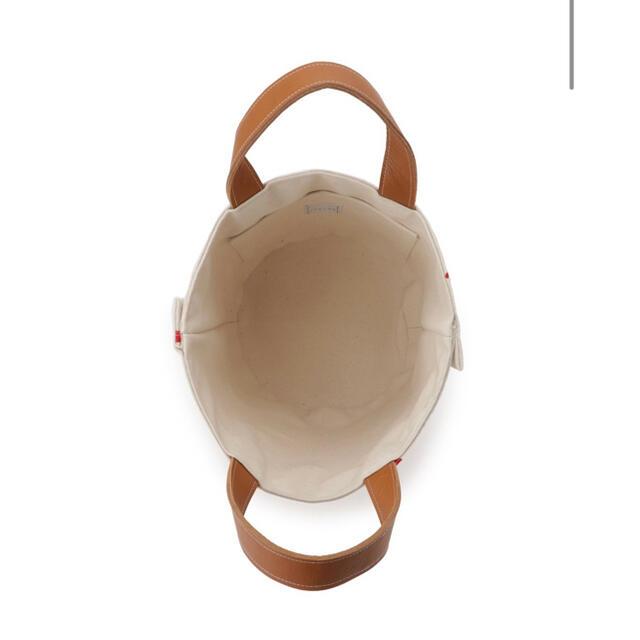 Ron Herman(ロンハーマン)の美品■ ラドロー ハートトートバッグ ロンハーマン ユナイテッドアローズ イエナ レディースのバッグ(トートバッグ)の商品写真