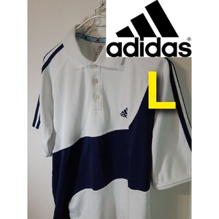 【adidas】半袖ポロシャツ/CLIMACOOL/メンズ/プラクティスシャツ