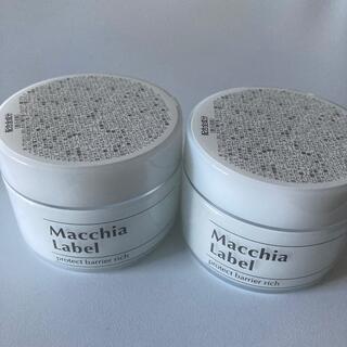 Macchia Label