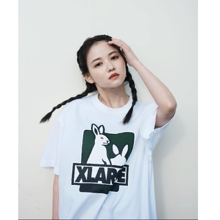 XLARGE - XLARGE.Collaboration.#FR2DOKO Tシャツ