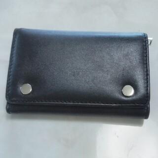 スライ(SLY)のSLY レザーコンパクトサイフ(財布)