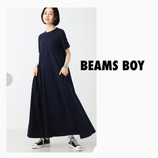 ビームスボーイ(BEAMS BOY)のビームスボーイ カットツイルマキシワンピース(ロングワンピース/マキシワンピース)
