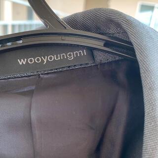 ウーヨンミ(WOO YOUNG MI)のウーヨンミ セットアップ スーツ ジルサンダー UNIQLO プラスj(セットアップ)