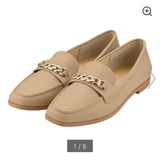ジーユー(GU)のGU チェーンローファー(ローファー/革靴)