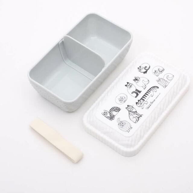 Lisa Larson(リサラーソン)のリサラーソン ランチボックス 弁当箱 新品未使用 インテリア/住まい/日用品のキッチン/食器(弁当用品)の商品写真