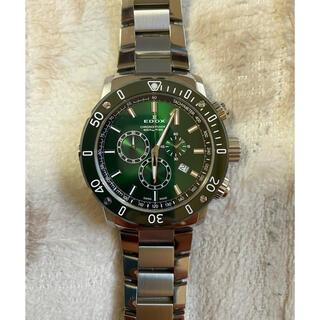 エドックス(EDOX)のエドックス クロノオフショア1 クォーツ (腕時計(アナログ))