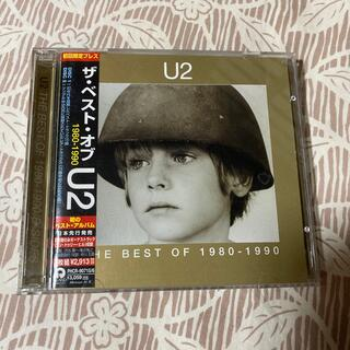 U2 THE BEST OF 1980-1990 国内盤(ポップス/ロック(洋楽))