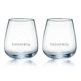 ティファニー(Tiffany & Co.)のティファニー TIFFANY&Co タンブラー セット ロゴ ペア 200ml(タンブラー)