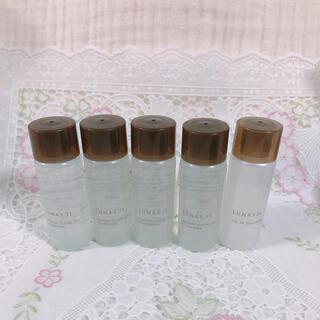 ルナソル(LUNASOL)の579/ルナソル 化粧水18mlウォータリークリアオイルクレンジング 80ml分(クレンジング/メイク落とし)