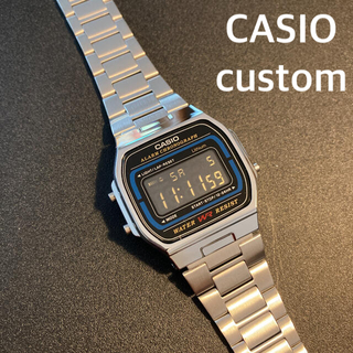 CASIO - 【新品/送料込】カシオ CASIO チープカシオ 腕時計 カスタム 液晶反転