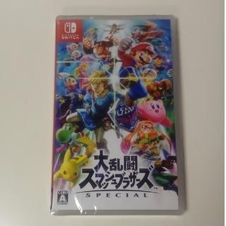 ニンテンドースイッチ(Nintendo Switch)の(未開封)大乱闘スマッシュブラザーズ SPECIAL Switch(家庭用ゲームソフト)
