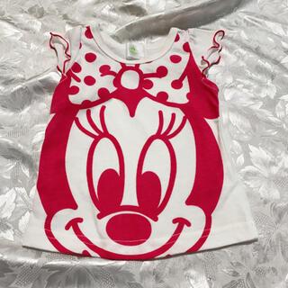 ディズニー(Disney)のミニーティシャツ(Tシャツ)