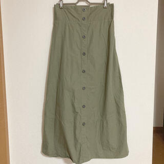 バックナンバー(BACK NUMBER)のロングスカート(ロングスカート)