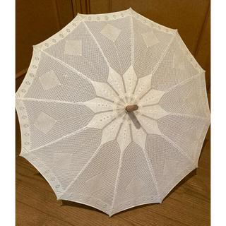 クロタンママ様専用 日傘 レース(傘)