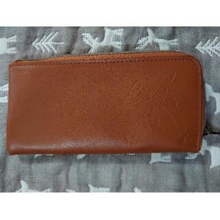 リトルミー(Little Me)のムーミン リトルミイ 本革長財布(財布)