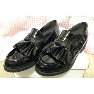 エージープラス(a.g.plus)のa.g.plus ローファー【新品】(ローファー/革靴)