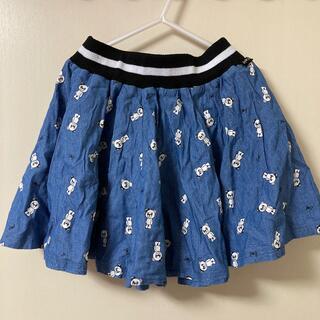 ナルミヤ インターナショナル(NARUMIYA INTERNATIONAL)のloveit スカート(スカート)